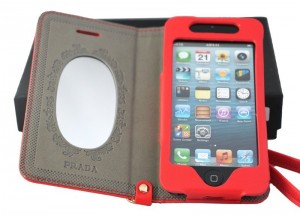 iphone6ケース手帳型プラダ2