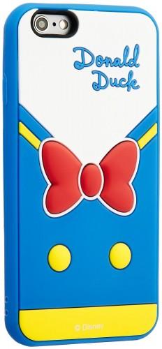 iphone ケース シリコン ドナルド