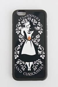 iphone ケース シリコンアリス