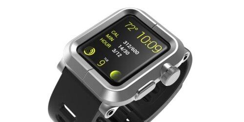 apple watch 防水