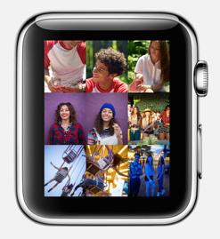 apple watch photo