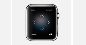 apple watch remote
