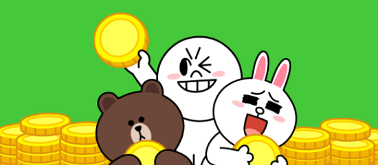 line-coin