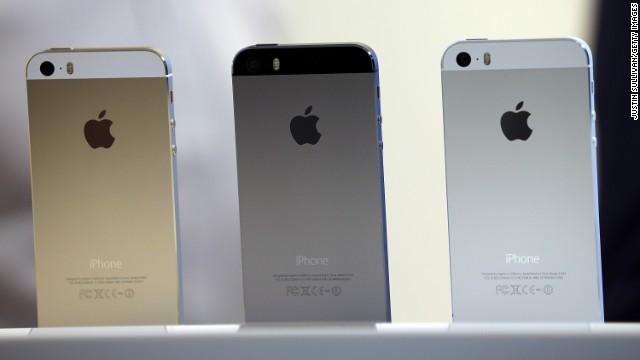 iPhone カラー