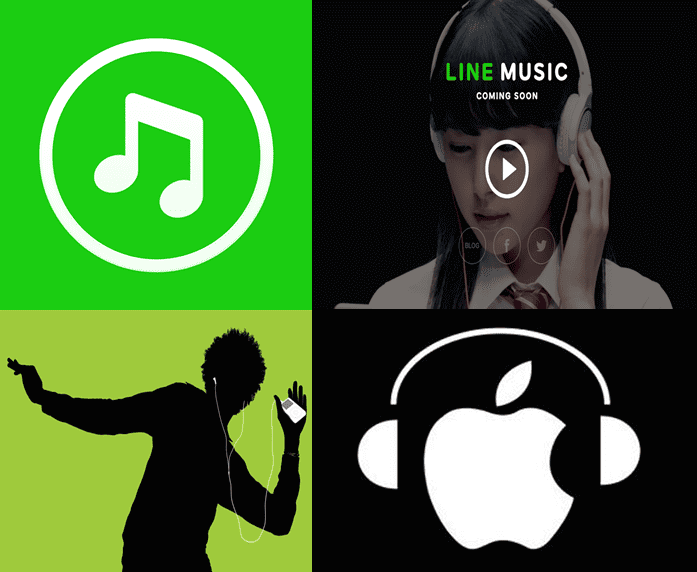 apple music.line
