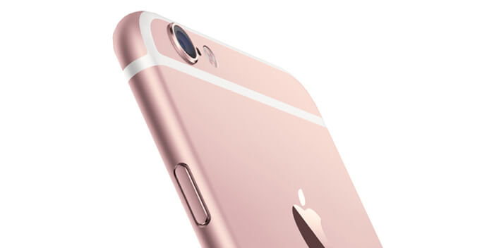 iphone6sローズゴールド