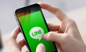 line hand