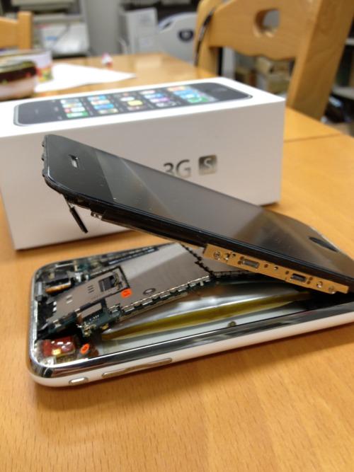 iPhoneハマグリ現象