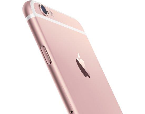 iphone6s ローズ1