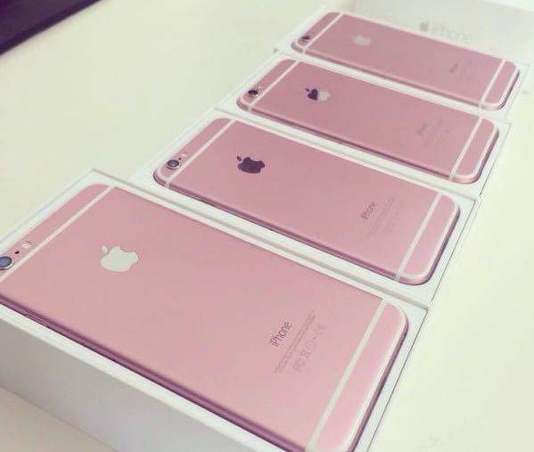 iphone6s ローズ
