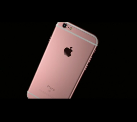 iPhone6s rose