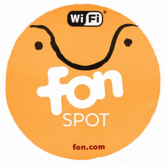 fon wifi