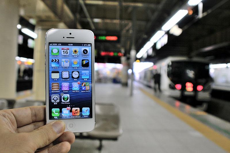 iphone デザリング