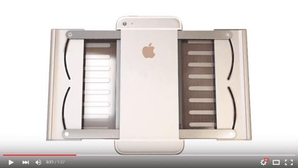 iphone7 ワイド背面
