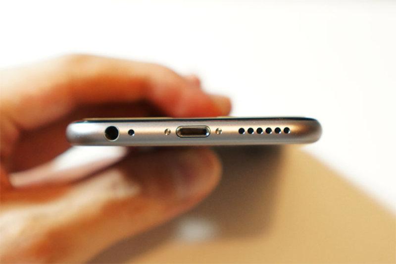 iphone6sイヤホンジャック