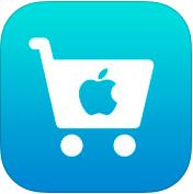 apple 買い物かご