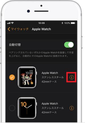 iPhone,Apple Watch