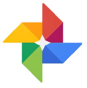 Googleフォト,ファイル共有