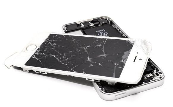 iPhone,画面割れ,修理