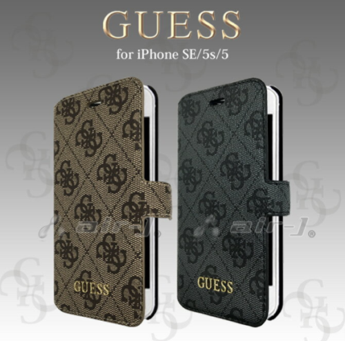 GUESS,公式ライセンス品,iPhoneSE