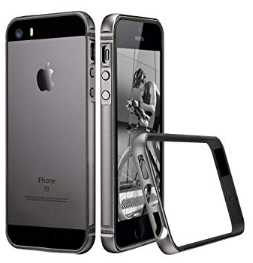 ESR,iPhone SEケース,クリア衝撃吸収バンパー
