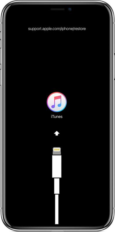 iPhone,再起動