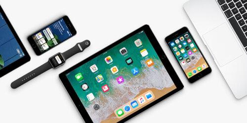 アップル製品,WiFi共有
