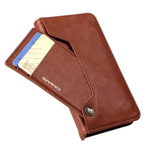 Eouineスライド式カードポケット,iPhone 6ケース
