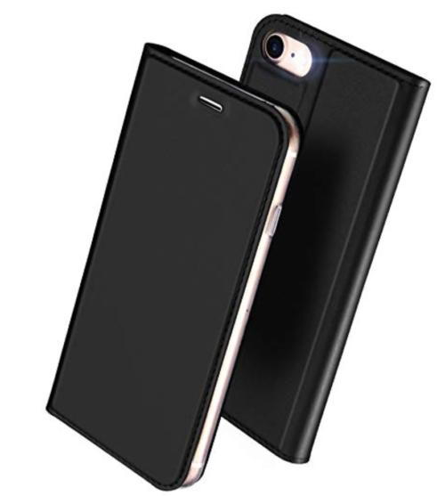 手帳型 高級PU レザー,iPhone 6ケース