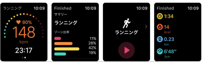zones,applewatch