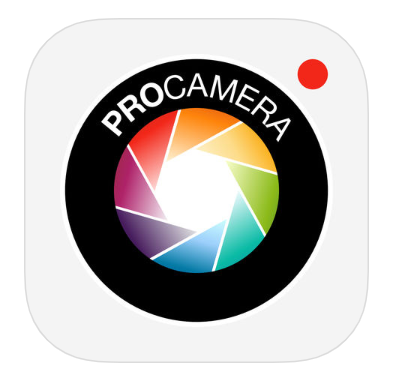 Apple Watch ,カメラアプリ,ProCamera.