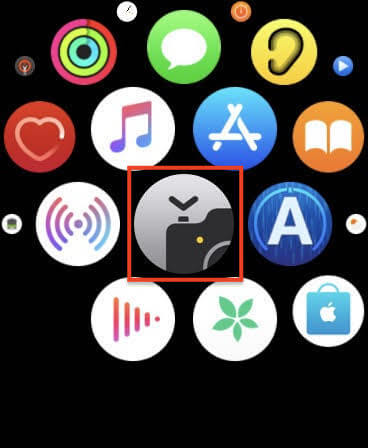 Apple Watchのリモートカメラアプリ