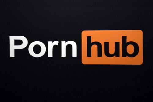 pornhub ロゴ