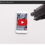 【実験動画】iPhone6の画面を拳銃で打ってみたらどうなる!?