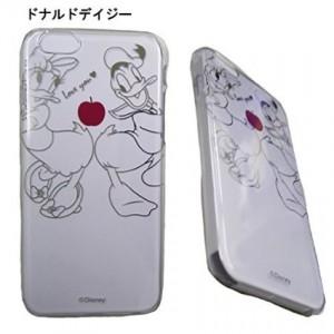 iphone ケース ドナルド&デイジー