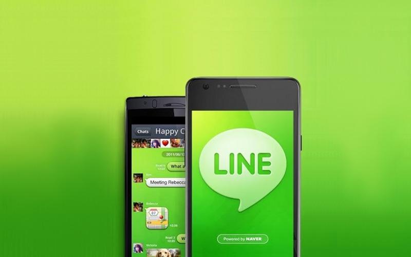 Line pin