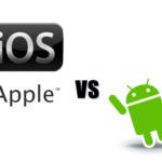 iPhoneのiosとは何?最新androidとの違いを比較してみた結果!