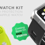 Apple Watchに防水ケースが登場!航空機グレードで超頑丈な機能が凄い!