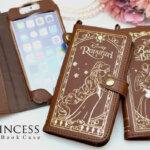 【iphone6/5】ディズニーの手帳型シリコンケースを人気ランキングで紹介!