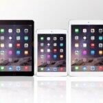iPad歴代モデルの発売日と発表日、機種の価格を表にまとめて比較!