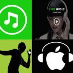 Apple Musicの料金価格や曲数をLINE Musicと比較してみた!日本版