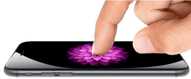 iPhone6s Force Touch