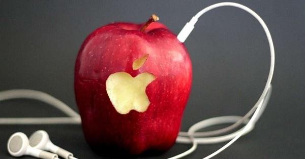 apple イヤホン1