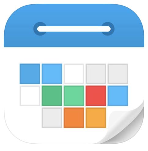 Readdle カレンダー